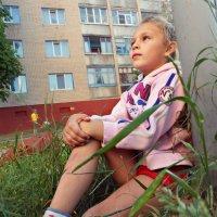 Где-то во дворах! :: Яна Черноштан