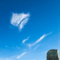 Перистые облака :: Виталий