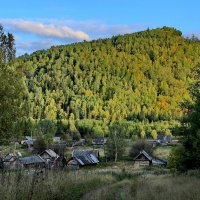 Милый сердцу пейзаж... :: Наталья Юрова