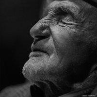 К свету... портрет слепого музыканта... :: Alexey Terentyev