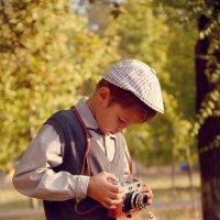 Юный фотограф :: Анна Марченко