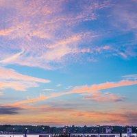 Вечерняя прогулка к заливу :: Леонид Соболев