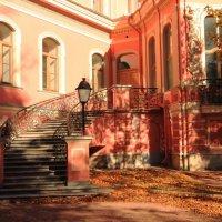 Залитый осенним солнцем :: Вера Моисеева