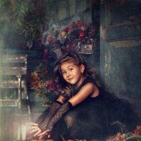 Маленькая Ведьмочка :: Наташа Родионова