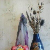 Натюрморт с китайской вазой. :: Светлана Калмыкова