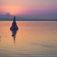 Соленые озера Торревьехи :: Александр Фей