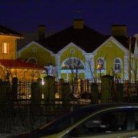 Дело к ночи :: A. SMIRNOV