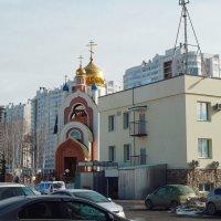 Тесное соседство. :: A. SMIRNOV