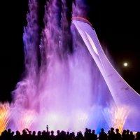 Поющий фонтан в Сочи :: Ангелина Косова