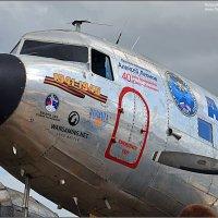 DC-3. ЛЕТАЮЩИЙ  РАРИТЕТ ПОБЛИЖЕ... :: Валерий Викторович РОГАНОВ-АРЫССКИЙ