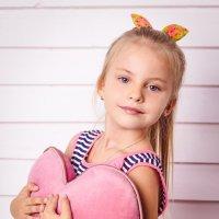 Любовь ребенка самая светлая и чистая :: Кристина Kottia