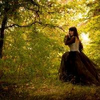 Принцесса в таинственном лесу :: Леська Переверзева