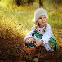 """""""Утро в деревне"""" :: Анна Кулешова"""