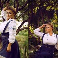 Plus size model Ольга Зайцева :: Юлиана Коршунова