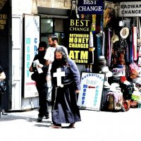 Паломник в Иерусалиме :: Евгений Дубинский