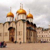 Соборная площадь в Кремле :: Владимир Болдырев