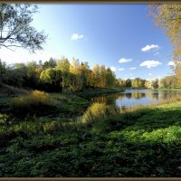 Осенний пейзаж. :: Владимир Иванов