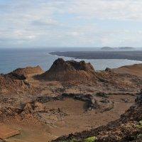 Галапагос. Рождается новый вулкан... :: Одиноков Юрий