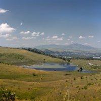 Озеро. Горный Алтай. :: Евгения Каравашкина