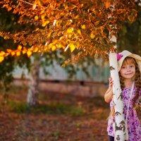 золотые листья :: Катерина Терновая