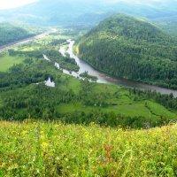 пульсирующая Сибирь... :: Светлана