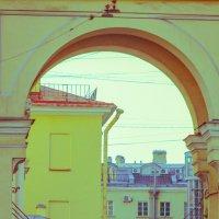 Питерский дворик :: Cаша Макеева