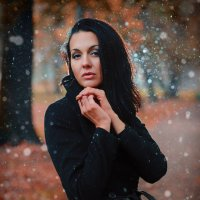 первый снег :: Даниил Иванов
