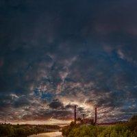 закат в Житомире.. :: Taras Oreshnikov