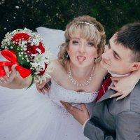 Алена и Николай :: Александр Ребров