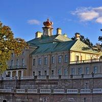 Ораниенбаум.Большой Меншиковский дворец :: Александр Яковлев