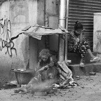 Непал. Землетрясение. Без крова. :: Павел Байдалов