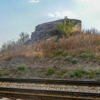 Остатки бывшего моста Туапсинки... :: Юлия Бабитко