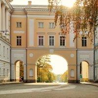 Лицейская арка. :: Владимир Гилясев
