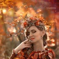 Леди-Осень :: Наталья Zima