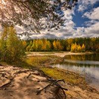 Осень первоначальная... :: Roman Lunin