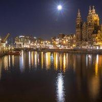 Ночной Амстердам :: Андрей Бойко