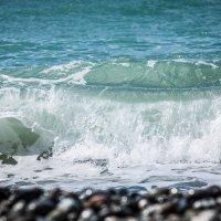 Сила волны морской :: Ева Олерских
