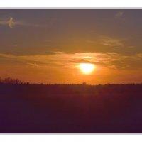закат. :: владимир ковалев
