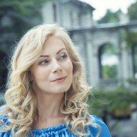 Красота сибирская в южном дворце :: Наталья
