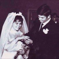 На всю оставшуюся жизнь... 10 октября 1969 года :: Нина Корешкова