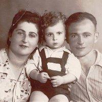перебирая архивы (1955) :: Александр Корчемный