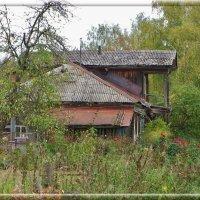 Старые дворы. Дом управляющего имением 19 в. :: Святец Вячеслав