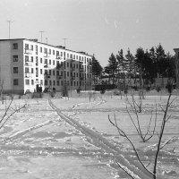 Бийск. 1963 :: Олег Афанасьевич Сергеев