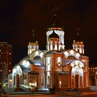 Церковь :: Вероника Подрезова