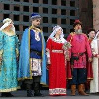 Варяжско-русская свадьба Фото№1 :: Владимир Бровко