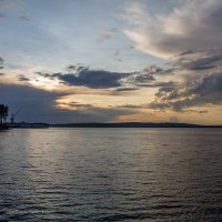 Закаты на Каме :: dmitriy-vdv