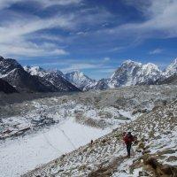 Непал (выше 5000 м), последние поселения :: Irina Shtukmaster