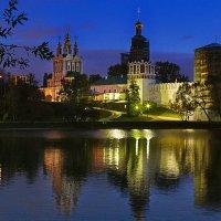 Новодевичий монастырь :: Алла ************