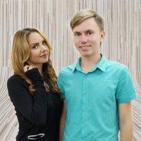 Ростик и певица МакSим :: Дмитрий