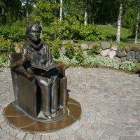 Памятник Астрид Линдгрен :: Алёна Савина